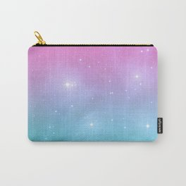 Pastel Goth Galaxy Carry-All Pouch