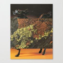 Vanquish Canvas Print