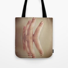 Up From the Depths Tote Bag