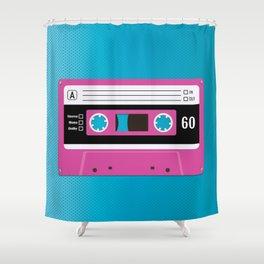 Pink Sunshine Shower Curtain