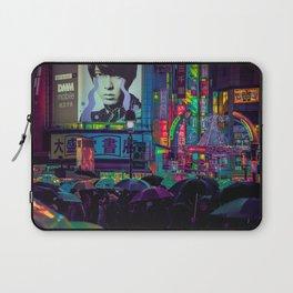Tokyo Nights / Shibuya Neon Noir / Rain / Liam Wong Laptop Sleeve