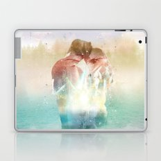 A Pause for Reflection Laptop & iPad Skin