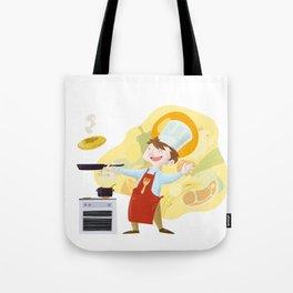 I'll be a chef Tote Bag