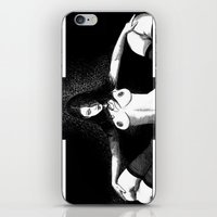 apollonia iPhone & iPod Skins featuring asc 539 - L'impérieuse (Imperious) by From Apollonia with Love