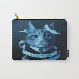 Cat Power Carry-All Pouch