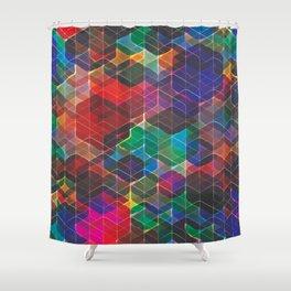 Cuben Splash 2015 Shower Curtain