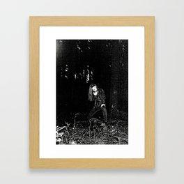 DARK PT 71 Framed Art Print