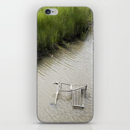Shop 'till you Drown iPhone Skin