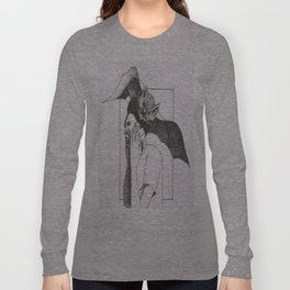 Bat Attack Long Sleeve T-shirt