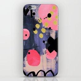 Violette iPhone Skin