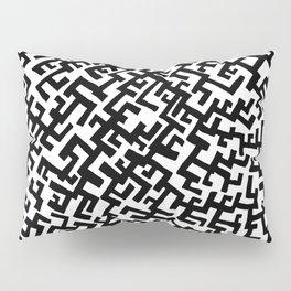 Not a Maze Pillow Sham