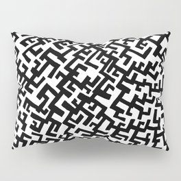 Not a Maze Pillow Sham