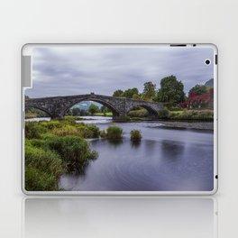 Autumn Cottage Laptop & iPad Skin
