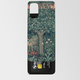 William Morris Greenery Tapestry Pt 3 Android Card Case