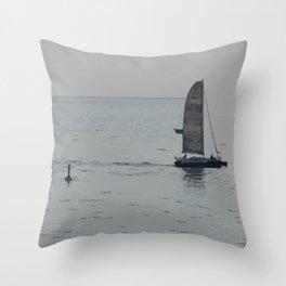 Sea Adventure Throw Pillow