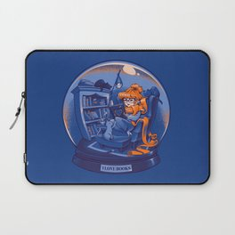 I Love Books and Cats Laptop Sleeve