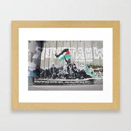 Bethlehem, Palestine Framed Art Print