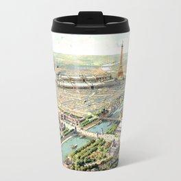 Paris World Fair 1900 Travel Mug