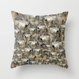 I Am Essential Throw Pillow
