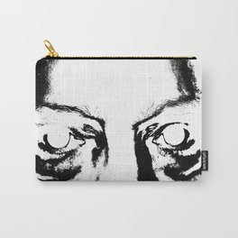 face 2 Carry-All Pouch
