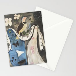 If The Stars Were Mine Stationery Cards