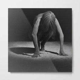 Photograph Nude Woman Metal Print