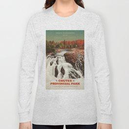 Chutes Provincial Park Long Sleeve T-shirt