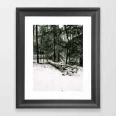 Beautifully Dead Framed Art Print
