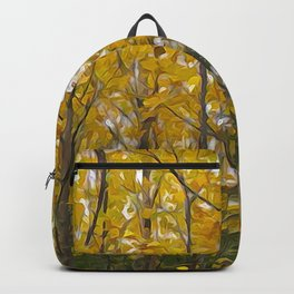 Autumn colours Backpack