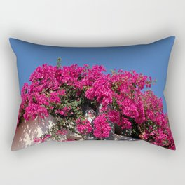 Mediterranean Colors Rectangular Pillow