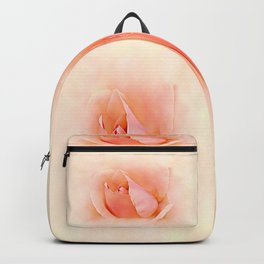 Pastel Sweetheart Rose Backpack