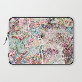 Toulouse map Laptop Sleeve