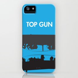 Top Gun Communicating  iPhone Case