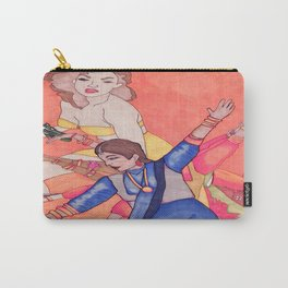 Kathak Carry-All Pouch