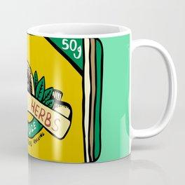 Special Herbs. Coffee Mug