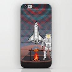 Space Tourism  iPhone & iPod Skin
