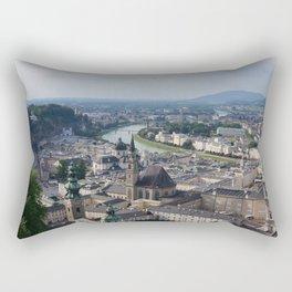 Salzburg, Austria Rectangular Pillow