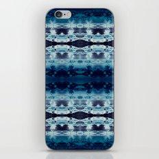 Boho Ombre' Blues iPhone & iPod Skin