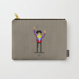 Gustavo Dudamel / Pixel Art Carry-All Pouch
