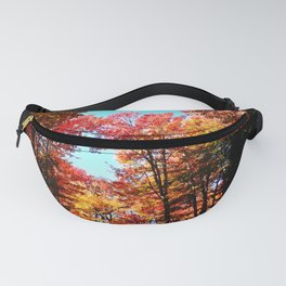 Fall Forest Delight Fanny Pack