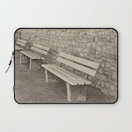 Saving a Seat for You Laptop Sleeve