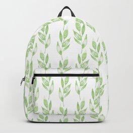 leaf, succulent Backpack