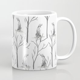 WINTER WEIMS Coffee Mug
