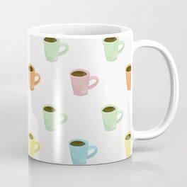 Coffee Pattern Coffee Mug
