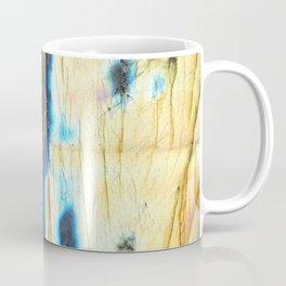 Labradorite Crystal Coffee Mug