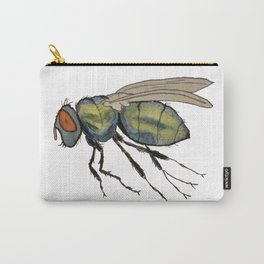 bummed out fly Carry-All Pouch
