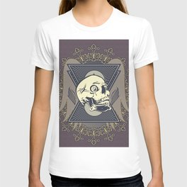 Vintage skull T-shirt