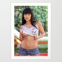 Models Art Print