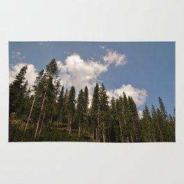 Conifers Rug