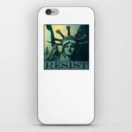 RESIST iPhone Skin